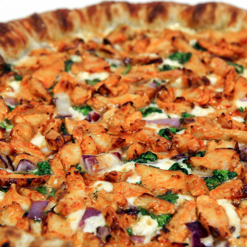 Spicy Buffalo Chicken